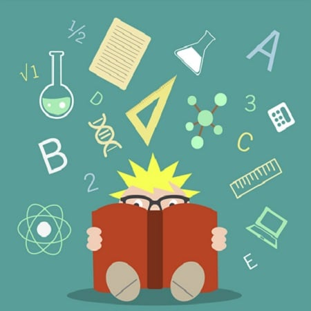 boy learning science vector 23 2147492327