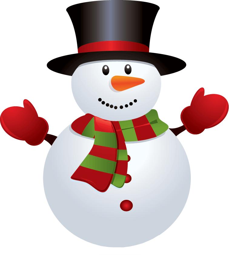 Snowman PNG HD
